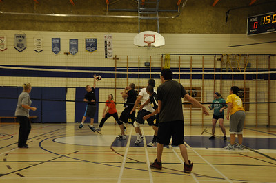 18th Annual Fun Volleyball Tournament 2013