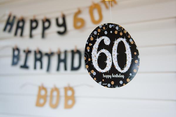 Bob's 60th Birthday
