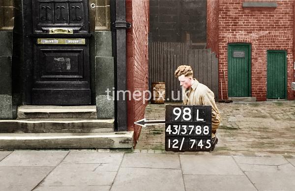 Attercliffe, Sheffield - 1948