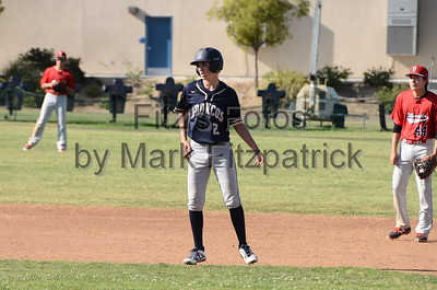 Frosh Baseball vs. Murrieta Valley
