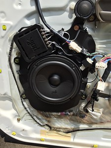 1999 Toyota Avalon Front Door Speaker Installation - USA