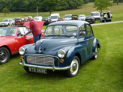 Cars - Morris Minor