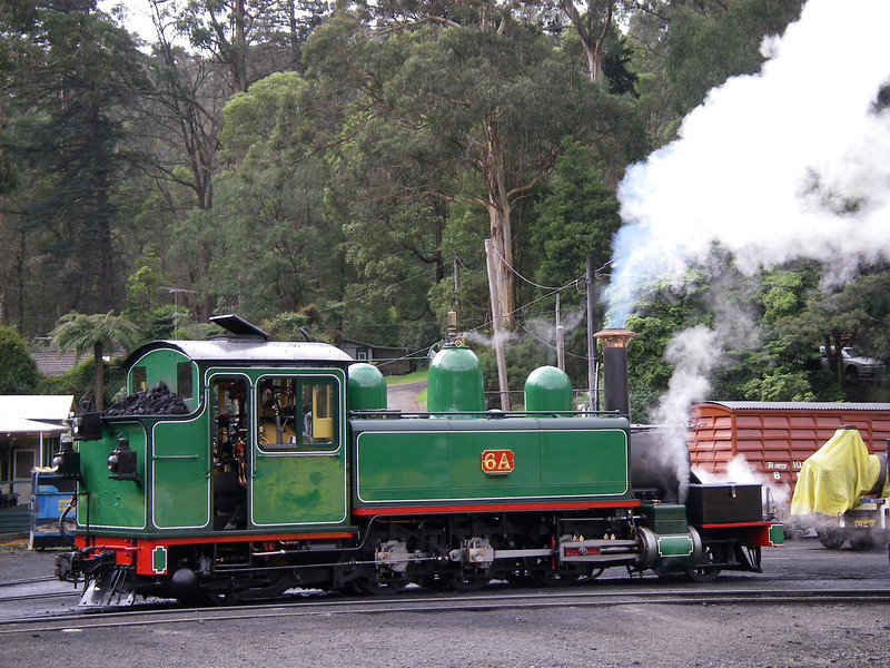 Puffing Billy and Phillip Island 007.JPG