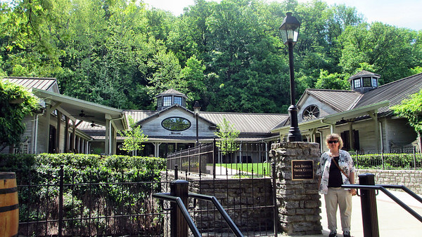 Jack Daniels Distillery Tour and Chattanooga