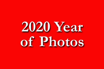 2020 Year of Photos