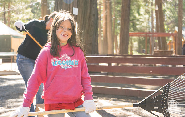 2017• Helping Hands Family Camp
