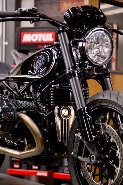 BMW Motorrad & Roland Sands Design