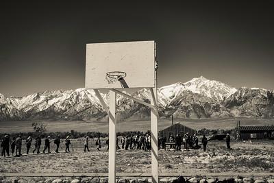 Eastern Sierra & Manzanar