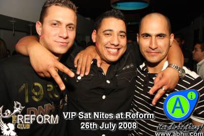 Reform - 26th July 2008