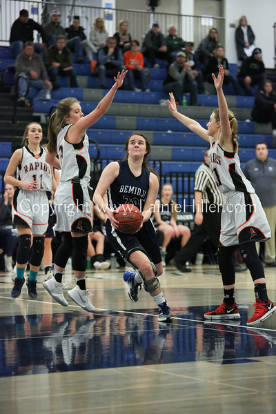 BHS JV GIRLS' vs GRAND RAPIDS, Jan 23, 2018
