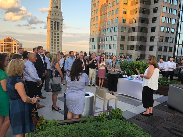 Summer Social Networking Event 8-22-18
