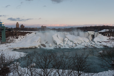 Niagara Falls - 2014