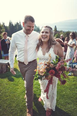 Mandy + Justin   Wedding