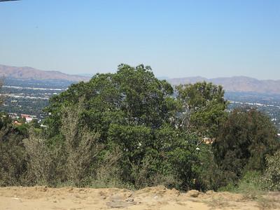 Los Angeles - Mulholland Drive - Sept 2009