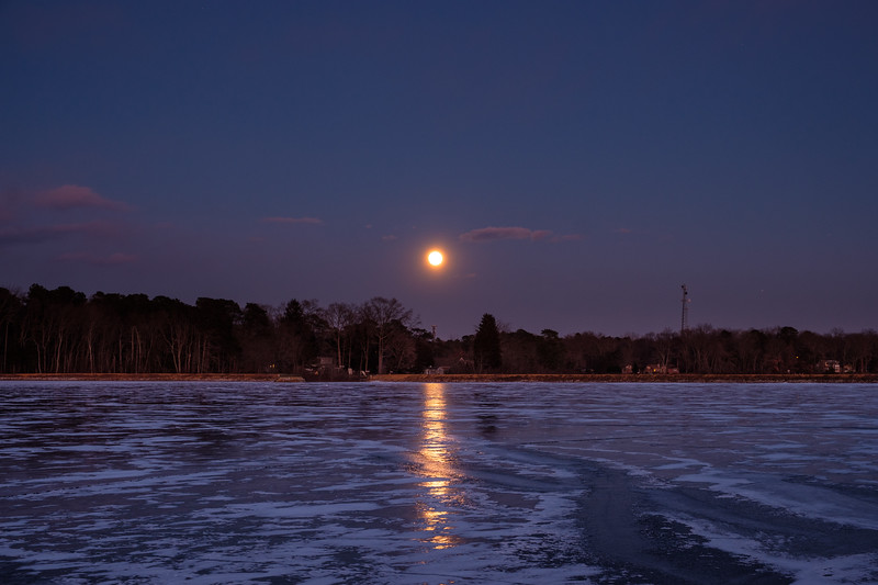 Moonrise, Timber Lakes