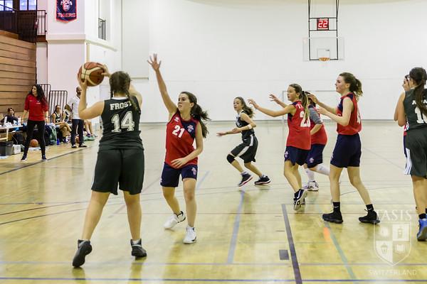 TASIS Hosts JV Girls SGIS Basketball Tournament