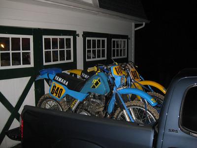 2013 Budds Creek Vintage MX races