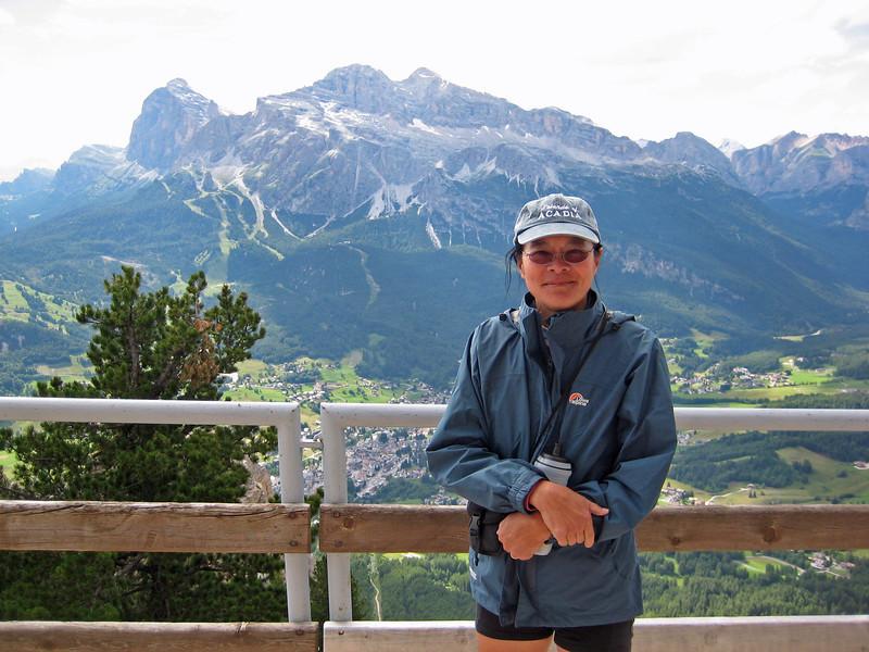 7_30 21 Cortina Mount Faloria.JPG
