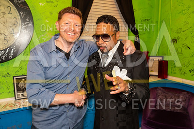 Morris Day Meet and Greet 2019