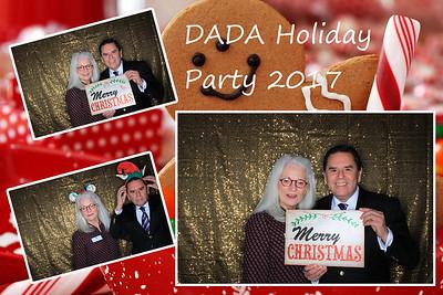DADA Holiday Party - December 1, 2017