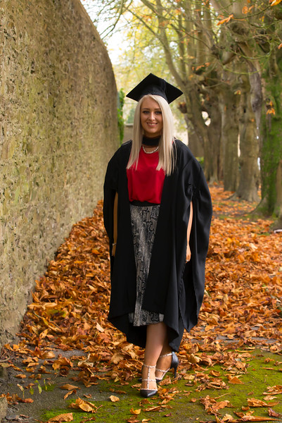 02/11/2018. Waterford Institute of Technology (WIT) Conferring Ceremonies 2018. Pictured is Jessica Murphy Clonmel. Picture: Patrick Browne