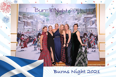 Event - Burns Night 2021