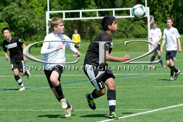 5-25-2013 NoVA Legends vs Chantilly CYA 97