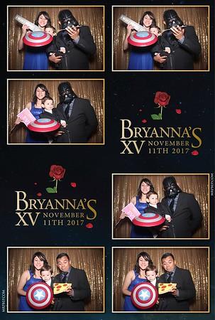Bryanna's XV