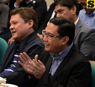 Paolo Duterte-Manases Carpio at Senate hearing