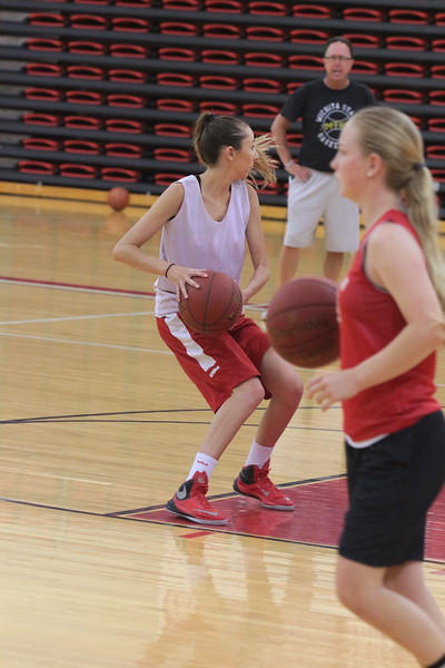 WHS Basketball Camp 060316