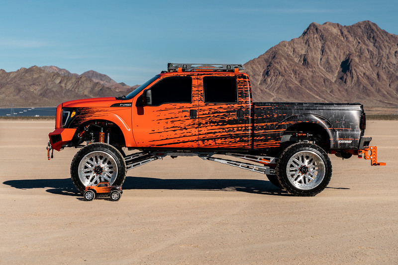 @Truck_Fever 2014 @Ford F250 featuring our 28x16 #CRUX from our Multi-Piece Series wrapped in 42x15.5r28 @FuryOffroadTires-8.jpg