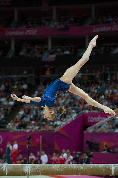 __02.08.2012_London Olympics_Photographer: Christian Valtanen_London_Olympics__02.08.2012__ND43526_final, gymnastics, women_Photo-ChristianValtanen