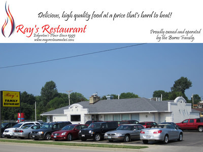 2013-05-02 Events - Lunch at Ray's in Edgerton