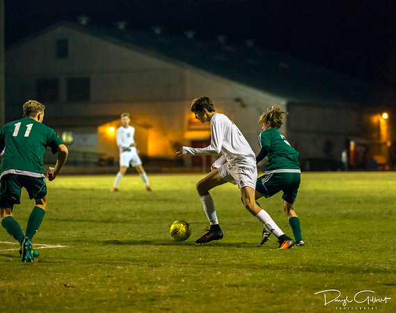Choctawhatchee vs. Chiles Varsity - 12.09.16