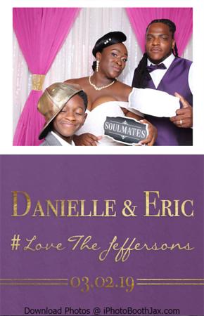 Danielle & Eric