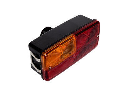 DEUTZ AGROFARM AGROLUX AGROPLUS SAME EXPLORER ANTARES LAMBORGHINI SERIES REAR TAIL LIGHT LH