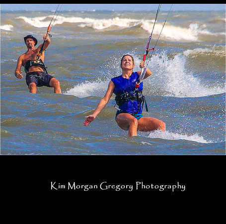 COUPLES KITEBOARDING