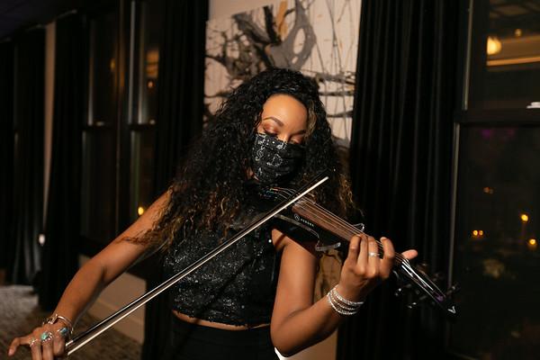 Melissa Barrison, Violinist 9.12.20