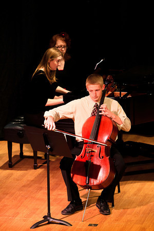 Tyler Kaufmann, Senior Recital (04-18-11)