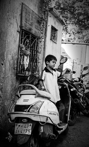 Faces of Mumbai