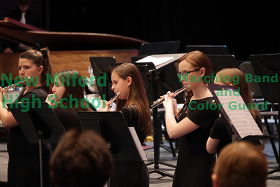 NMHS Band and Chorus - Feb 28 2013 Concert