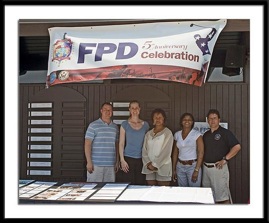 2007 FPD 5th Anniversary Celebration Golf Tournament