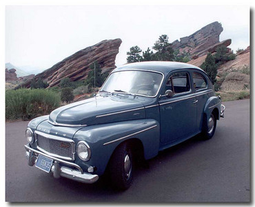 1962 Volvo 544 Sport