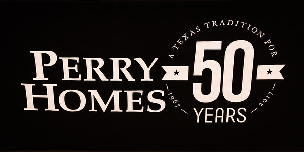 Perry Homes 50th Celebration