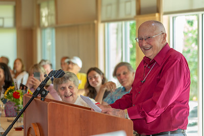 John Toth 90th Birthday Celebration