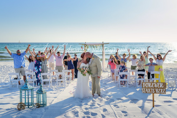 Mr. and Mrs. Stewart  |  Panama City Beach