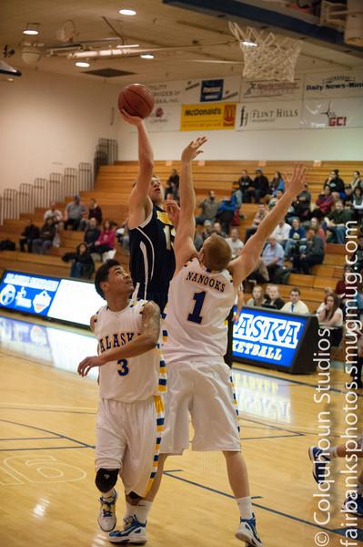 Alaska Mens Basketball