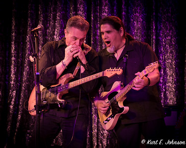 The Buddy Emmer Band with Danial Castro & Carolyn Dolan @ Harrah's Tahoe 04-19-2016