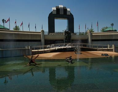 D Day Memorial