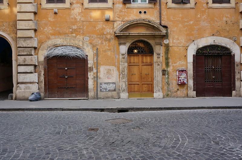 ZONA CENTRO - VIA DEL BANCO DI SANTO SPIRITO-09MAR
